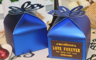 Butterfly Candy Box