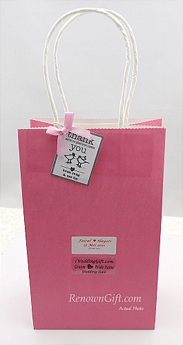 personalised gift bag