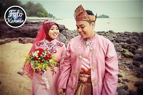 gambar perkahwinan