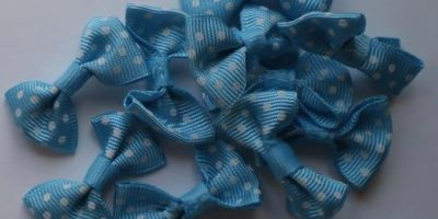 Ribbon Bow Grosgrain