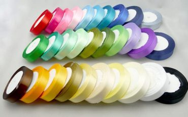 20mm satin ribbon
