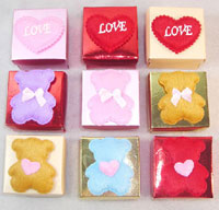 candy small boxes