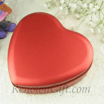 Red Gloss Mint Tin